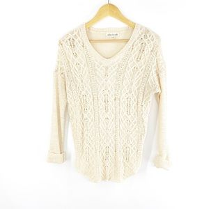 Olive & Oak Cable Knit Sweater